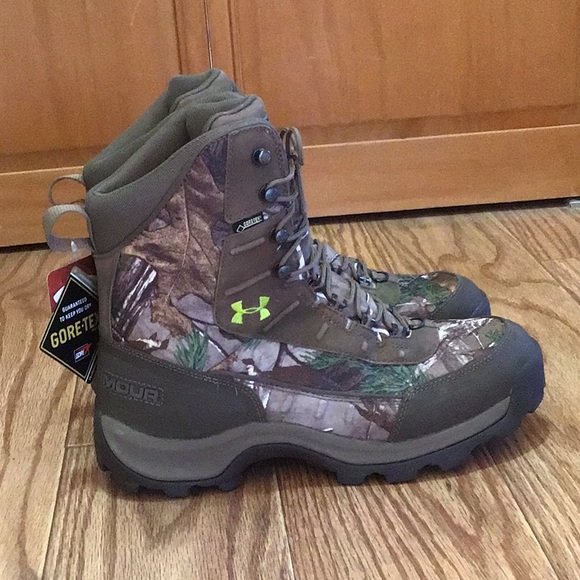 2a1adadfde6 NEW Men's UA Brow Tine Hunting/Hiking Boots NWT